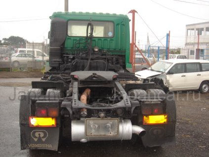 Седельный тягач Mitsubishi FUSO 1997 года в Красноярске