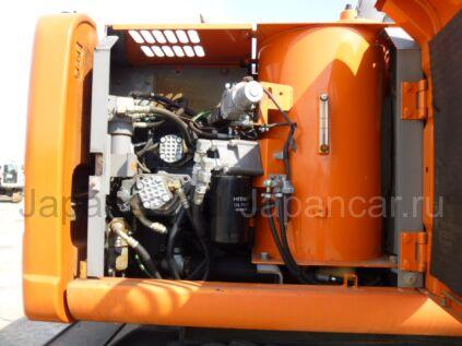 Экскаватор колесный Hitachi ZX130W 2003 года в Японии
