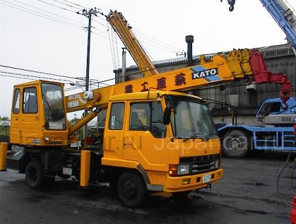 Автокран Kato NK 75 1995 года в Японии