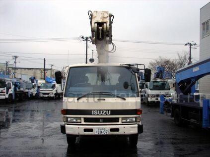 Автовышка Isuzu SK230 1991 года во Владивостоке