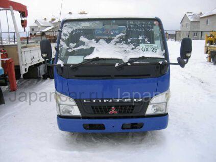Самосвал+кран Mitsubishi СANTER 2002 года в Екатеринбурге