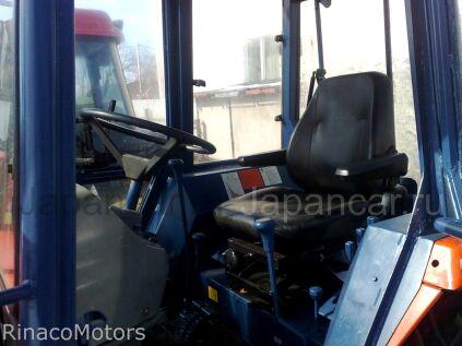 Трактор колесный DAENONG DAEDONG D48 2002 года во Владивостоке