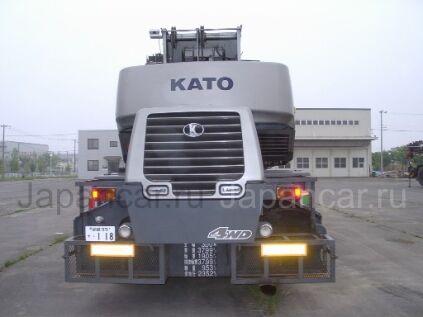 Автокран KATO 1997 года в Японии