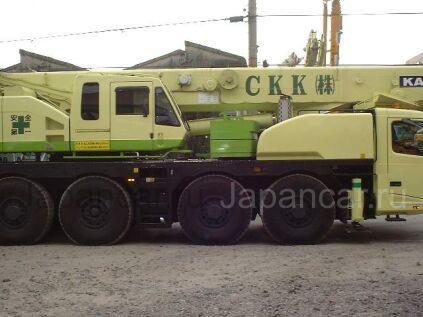 Автокран KATO KA800 2000 года во Владивостоке