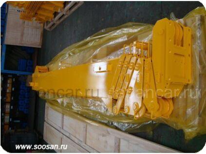 Крановая установка SOOSAN SCS334 2012 года во Владивостоке