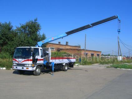 Эвакуатор Hino RANGER 1999 года в Иркутске