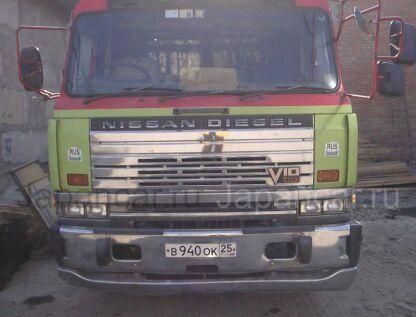 Тягач Nissan Diesel 1988 года во Владивостоке