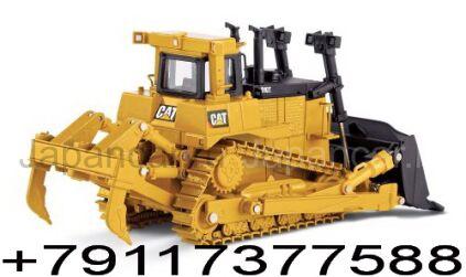 Бульдозер Caterpillar D10T