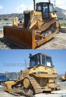 Бульдозер Caterpillar D4H 1995 года в Японии