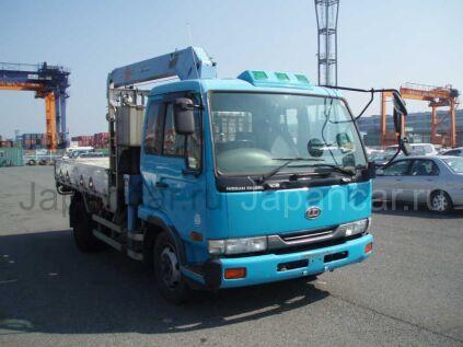 Бортовой+кран Nissan Diesel CONDOR 1997 года во Владивостоке
