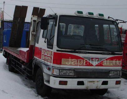 Эвакуатор Hino RENGER 1991 года в Хабаровске