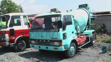 Автобетоносмеситель Mitsubishi FUSO FIGHTER 1998 года в Находке