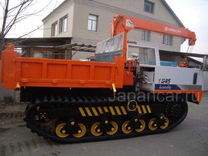 Самосвал+кран Hitachi 320 2000 года во Владивостоке