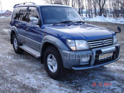 Toyota Land Cruiser Prado 2000 года в Омске