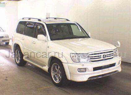 Toyota Land Cruiser 2005 года во Владивостоке