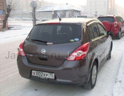 Nissan Tiida 2008 года в Чите