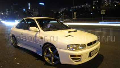 Subaru Impreza WRX 1998 года во Владивостоке