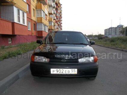 Toyota Corsa 1996 года в Омске