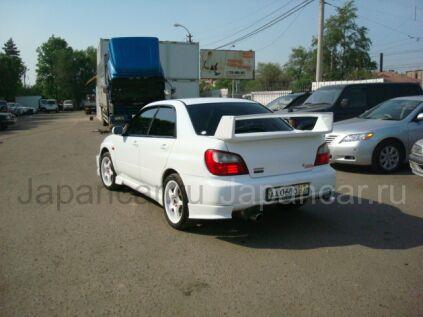 Subaru Impreza WRX 2001 года в Хабаровске