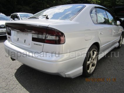 Subaru Legacy B4 2002 года во Владивостоке