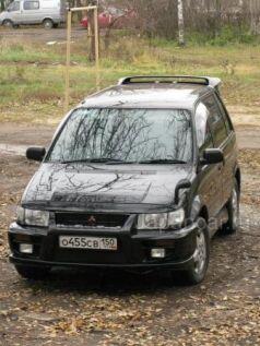 Mitsubishi RVR 1997 года в Егорьевске