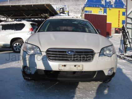 Subaru Outback 2007 года во Владивостоке