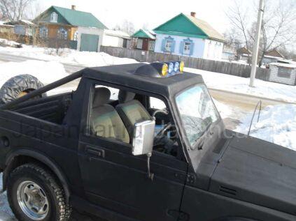 Suzuki Jimny Wide 1990 года в Уссурийске