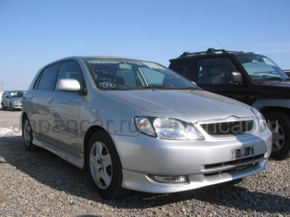 Toyota Allex 2001 года в Уссурийске