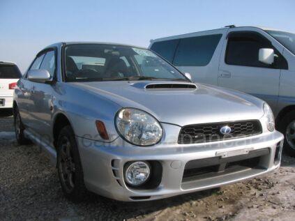 Subaru Impreza WRX 2001 года в Уссурийске