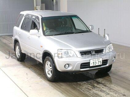 Honda CR-V 1999 года в Японии, TOYAMA