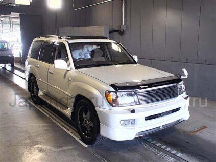 Toyota Land Cruiser 1998 года в Находке