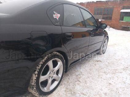 Subaru Legacy 2005 года в Санкт-Петербурге