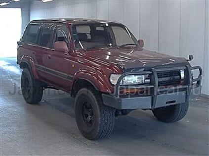 Toyota Land Cruiser 80 1994 года во Владивостоке