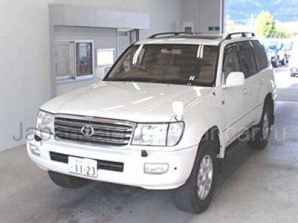 Toyota Land Cruiser 100 2003 года во Владивостоке