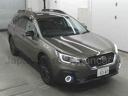 Subaru Outback 2020 года во Владивостоке