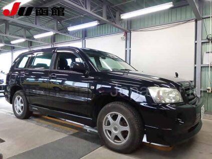 Toyota Kluger 2005 года во Владивостоке