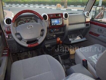 Toyota Land Cruiser 2020 года во Владивостоке