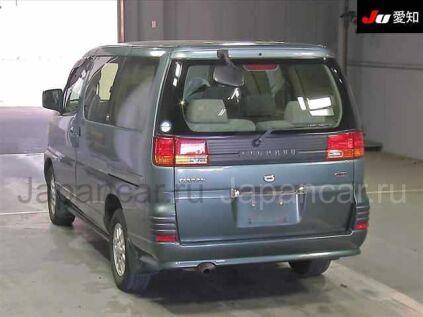 Nissan Elgrand 1997 года во Владивостоке