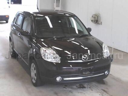 Mazda Verisa 2009 года во Владивостоке