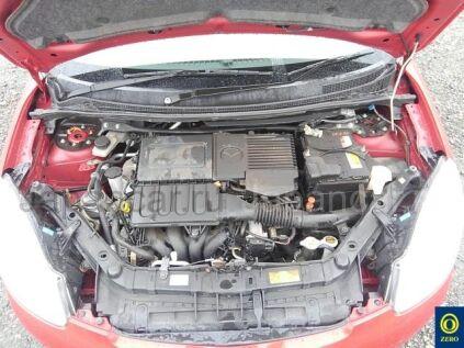 Mazda Verisa 2011 года во Владивостоке