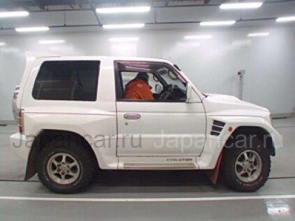 Mitsubishi Pajero Evolution 1998 года во Владивостоке