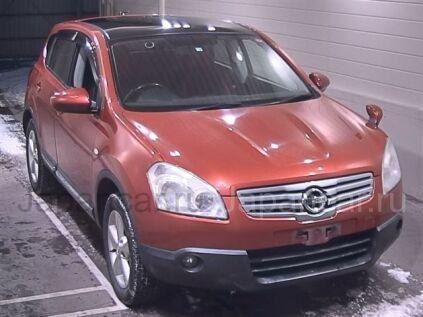 Nissan Dualis 2010 года во Владивостоке