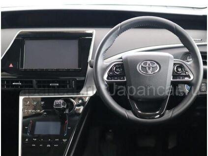 Toyota Mirai 2018 года во Владивостоке