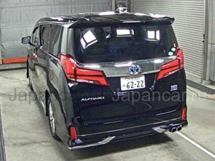 Toyota Alphard 2020 года во Владивостоке