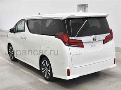 Toyota Alphard 2021 года во Владивостоке