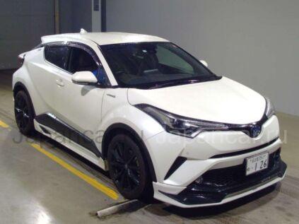Toyota C-HR 2017 года в Благовещенске