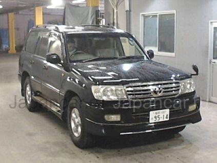 Toyota Land Cruiser 2000 года во Владивостоке