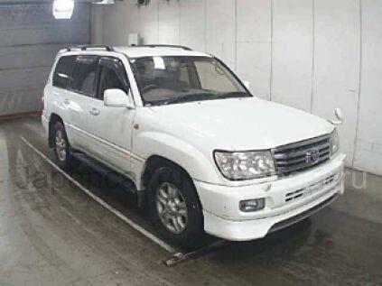 Toyota Land Cruiser 2003 года во Владивостоке