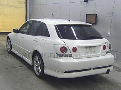 Toyota Altezza Gita 2005 года во Владивостоке