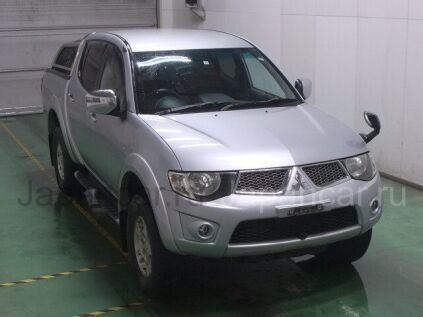 Mitsubishi Triton 2010 года во Владивостоке